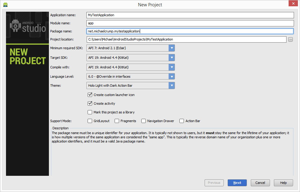 Setting up Android Studio and Eclipse Side-by-Side on Windows 8 1