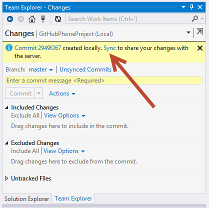 Setting Up GitHub to work with Visual Studio 2013 Step-by-Step