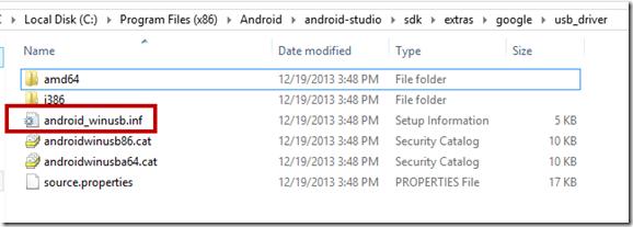 Enable USB-Debugging with Nexus 5 for Android Studio - Michael Crump