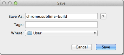 Getting Sublime 3 To Launch your HTML page in a Browser with a Key