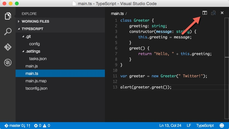 Automatically Compile Your TypeScript Files with Visual